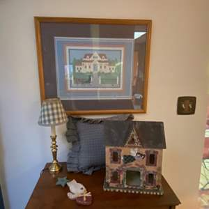 Lot # 74- Country Home Decor.