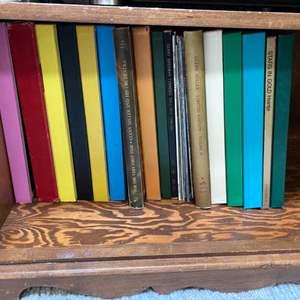 Lot # 79- Boxed Sets Vintage Vinyl LP Albums. Glenn Miller and More.