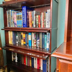 Lot # 274- Contents of Book Shelves, History, War Stories and MORE.