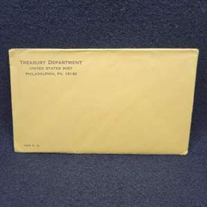 Lot 20 - 1964 US Mint PROOF Coin Set, Sealed