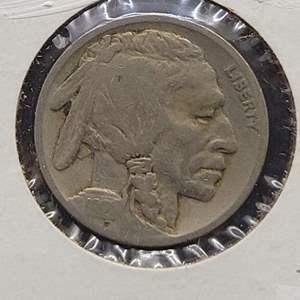Lot 37 - 1921 Buffalo Nickel