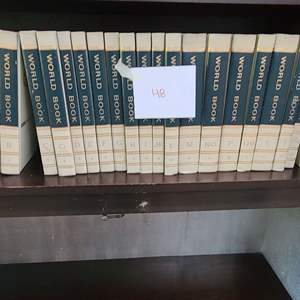 Lot # 48 - Complete Set of World Book Encyclopedia * 1966 Edition