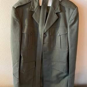 Lot # 104 - Vintage Military Jacket * Wilner & Co