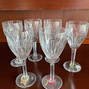 Lot # 124 - Waterford Crystal Stemmed Glassware