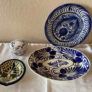 Lot # 142 - Mexican Pottery Collection
