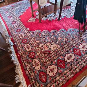 Lot # 163 - Very Large Gorgeous Wool Rug