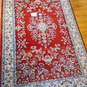 """Lot # 183 - Beautiful Rug with Vibrant Colors * 42 x 68"""""""
