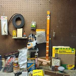 Lot # 210 - Miscellaneous Home Improvement