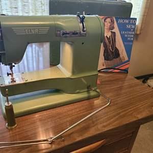 Lot # 226 - Elna Sewing machine