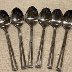 Lot #258 - Supreme Cutlery 18/8 Stainless Japan Small Spoon Set