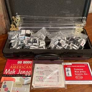 Lot #265 - Super Nice Deluxe Mah Jongg Game