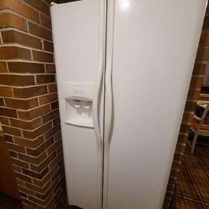Lot #268 - Frigidaire Fridge and Freezer