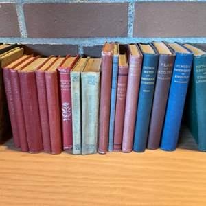 Lot #303 - Vintage Books