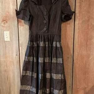 Lot #308 - Vintage Dress by Junior Accent
