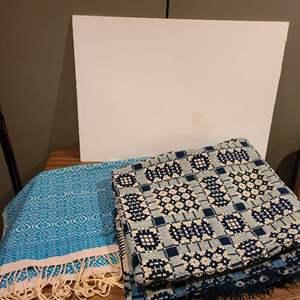 Lot # 326 - Vintage Blankets