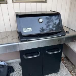 Lot # 347 - Weber Spirit BBQ