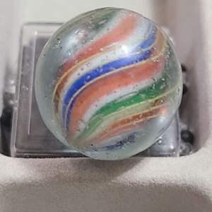 Lot # 365 - Rare Ribbon Marble