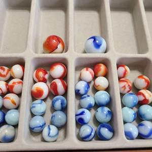 Lot # 367 - Vintage Marbles