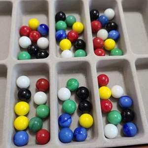Lot # 370 - Vintage Game Marbles