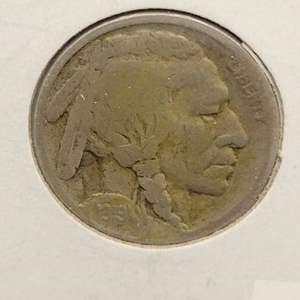 Lot 33 - 1919-S Buffalo Nickel