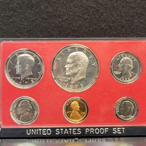 Lot 57 - 1973-S United States PROOF Set