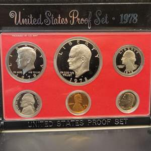 Lot 58 - 1978-S United States PROOF Set