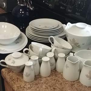 Lot #MW39 - Super Clean Lot of Noritake Maplewood China ~ No chips