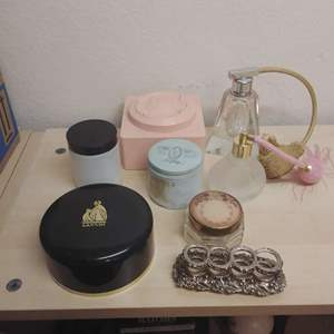 Lot #HW49 - Vintage Perfume and more!