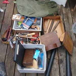 Lot #HW92 -  Tool Lot Lots of Craftsman Sockets