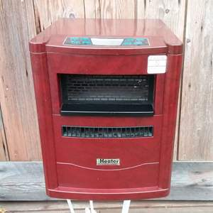 Lot #MW121 - Infrared Heater by iHeater ~ Tested and Working