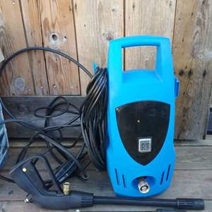 Lot #LH124 - Tested and Working Power Washer Pacific Hydro Star 1650psi