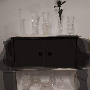 Lot MW154 - Crystal Vases Lot and other