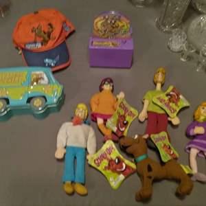 Lot #LH168 - Vintage Scooby Doo Lot