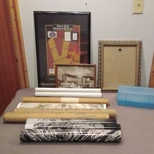 Lot #HW212 - Blue Angels, Mt St Helens and more for Office Decor