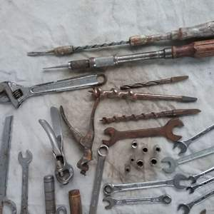 Lot #MW232 - Hand Tools Lot