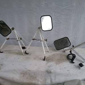 Lot #MW235 - Vehicle Towing Side Mirrors