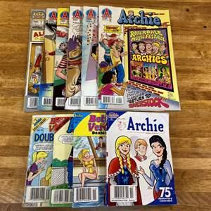 Lot #EL267 - ARCHIE Comics
