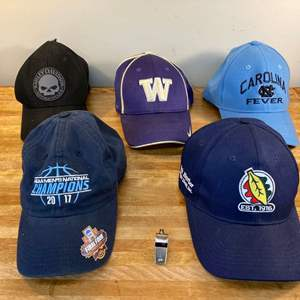 Lot #EL272 - Baseball Caps