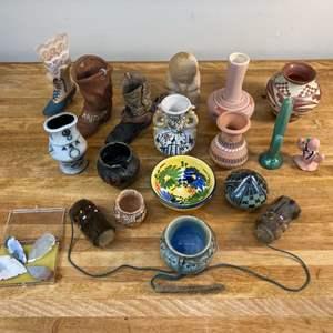 LOT#- EL294-SW Pottery