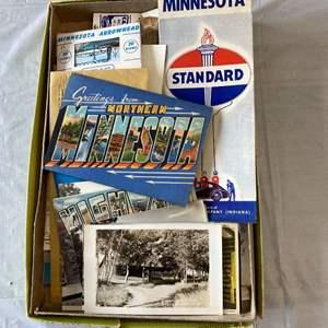 Lot#-EL296- Minnesota Travel
