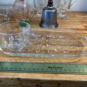 Lot #EL305 Clear Glass+MORE