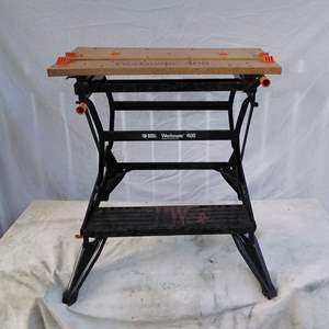 Lot #MW324 - Workmate 400 Work Bench