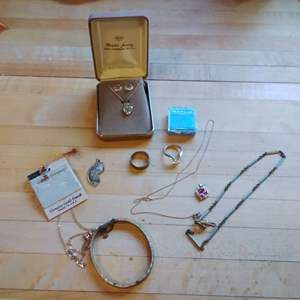 Lot #MW344 - Lot of All Gold Filled Jewelry