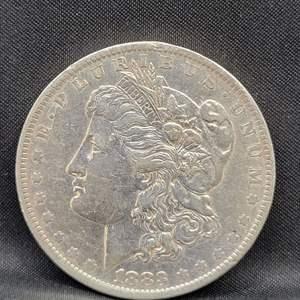 Lot 2 - 1883 O Morgan SILVER Dollar