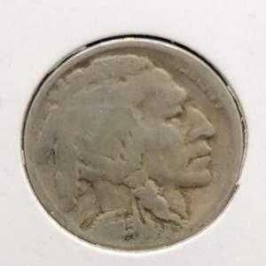 Lot 37 - 1925-D Buffalo Nickel