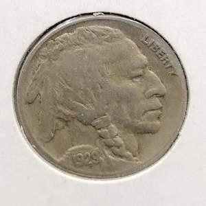 Lot 38 - 1929-S Buffalo Nickel
