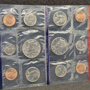 Lot 58 - 1997 P&D United States Mint Uncirculated Coin Sets