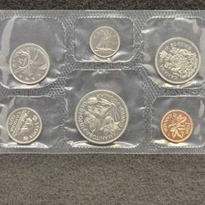 Lot 65 - 1970 Royal Canadian Mint Coin Set