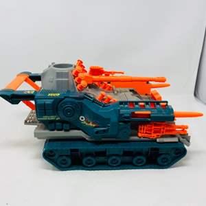Lot #6 - 1990 Hasbro G.I. Joe Military Brawler Tank