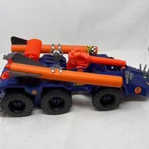 Lot #8 - Vintage 1992 Hasbro G.I. Joe Cobra Detonator